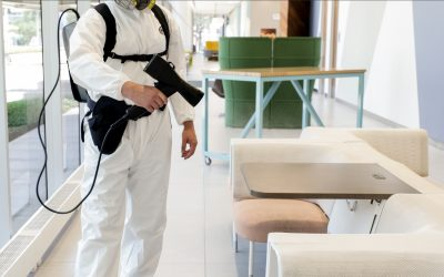 Why is electrostatic disinfecting better than wiping?